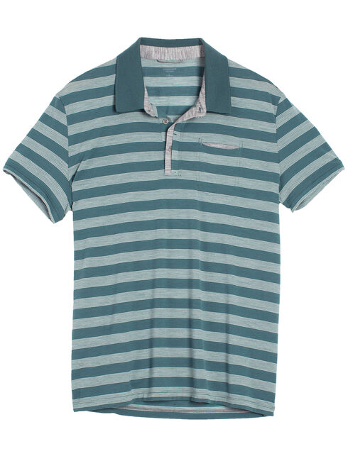 Quattro Short Sleeve Polo Stripe