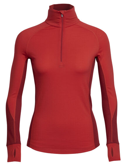 BodyfitZONE Winter Zone Long Sleeve Half Zip