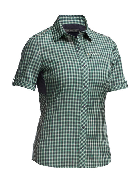 Terra Short Sleeve Plaid