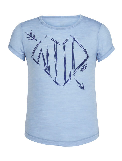 Cool-Lite Spheria Short Sleeve Wild Heart Arrow