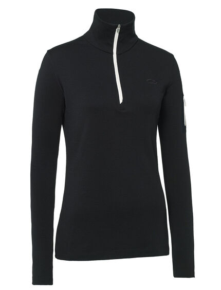 Vertex Long Sleeve Half Zip