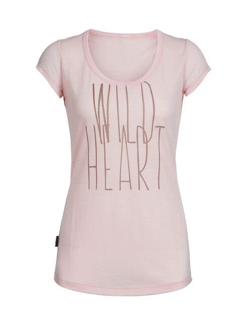 Cool-Lite Spheria Short Sleeve Scoop Wild Heart