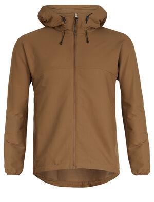 旅 TABI Merino-Shield Long Sleeve Zip Hood