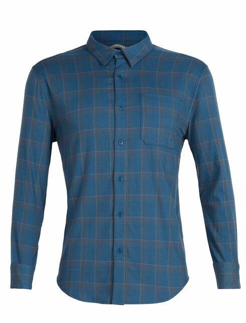 Cool-Lite™ Compass Flannel Long Sleeve Shirt