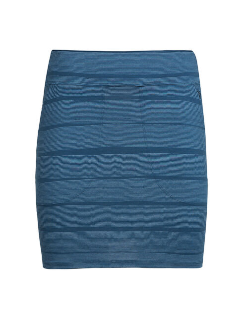 Cool-Lite™ Yanni Skirt Combed Lines