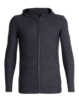 Waypoint Long Sleeve Zip Hood Sweater