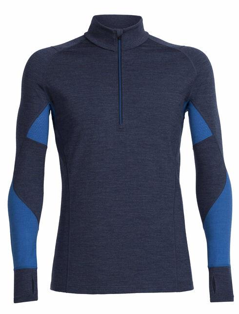 BodyfitZONE™ Winter Zone Long Sleeve Half Zip