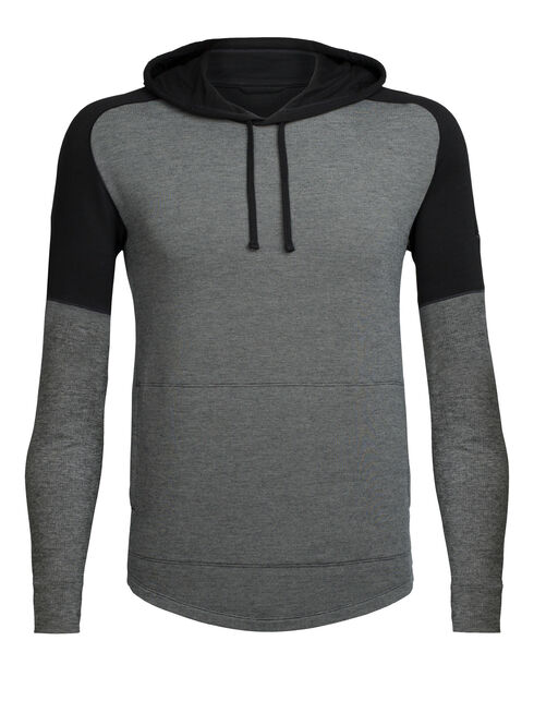 Men's Cool-Lite™ Momentum Long Sleeve Hood