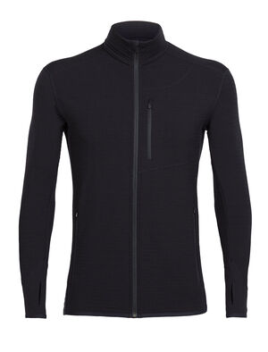 Descender Long Sleeve Zip