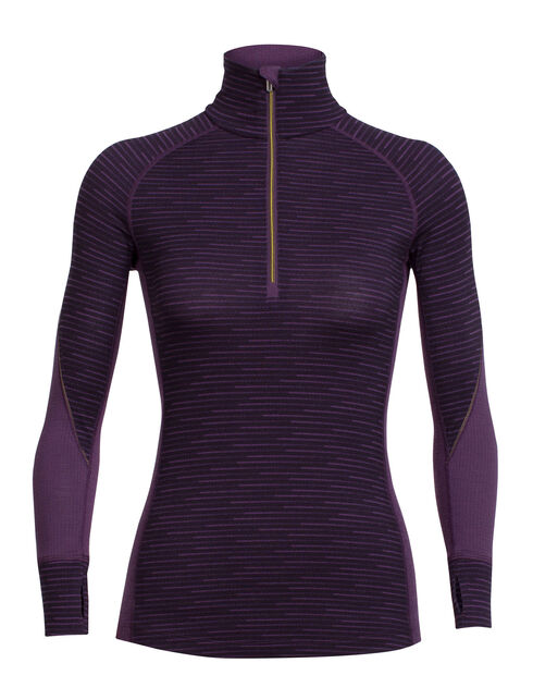 BodyfitZONE Winter Zone Long Sleeve Half Zip Couloir