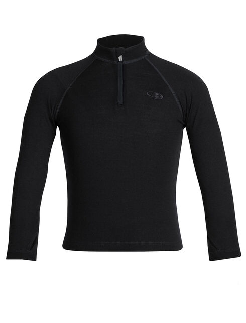 Compass Long Sleeve Half Zip