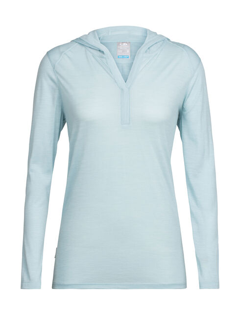 Women's Cool-Lite™ Sphere Long Sleeve Hood