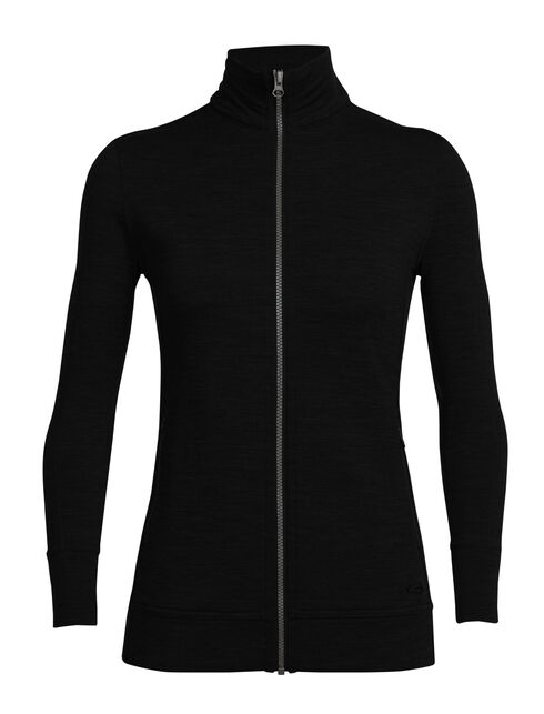 RealFLEECE® Dia Long Sleeve Zip