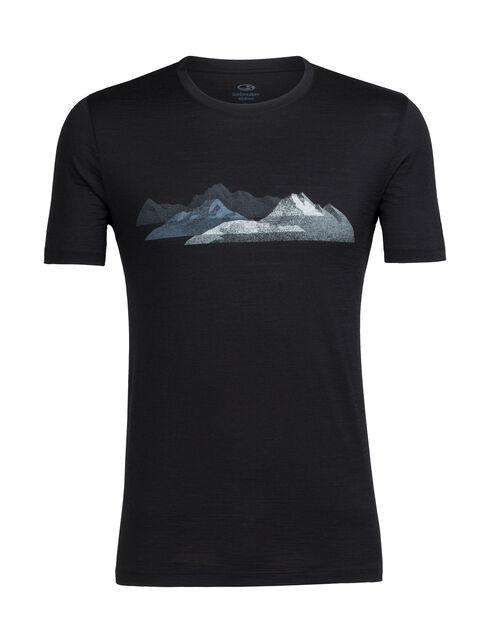 Tech Lite Short Sleeve Crewe Misty Peaks