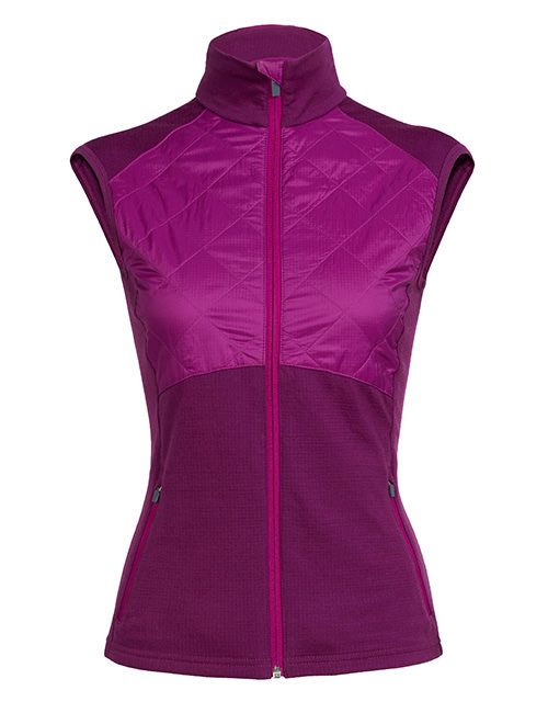 MerinoLOFT Women Ellipse Vest