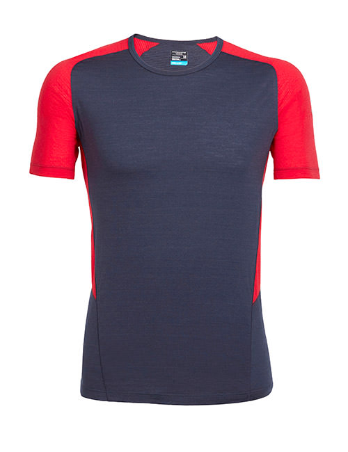 Men's Strike Lite Short Sleeve Crewe
