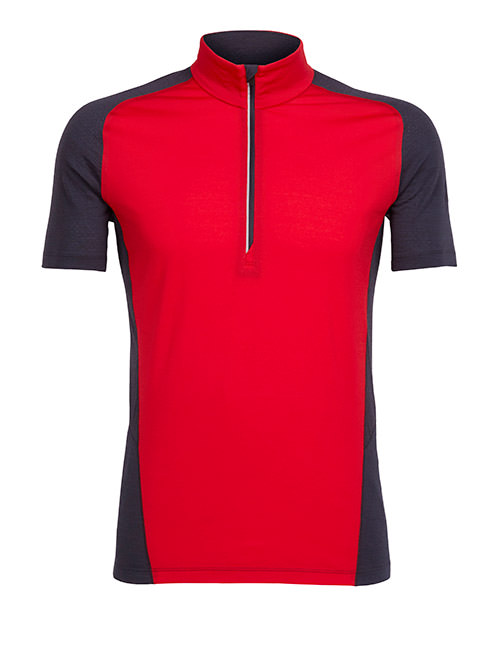 Men's Strike Lite Short Sleeve Half Zip