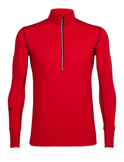 Men's Incline Long Sleeve Half Zip